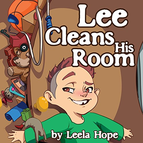 Early 1 Readers Level (Early Reader:  Lee Cleans His Room (English Edition))