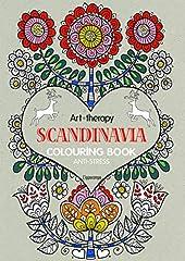 Idea Regalo - Art therapy. Scandinavia. Colouring book