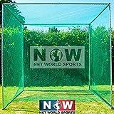 Freistehender Golfkäfig 3 m Netz