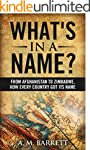 What's In A Name?: From Afghanistan t...