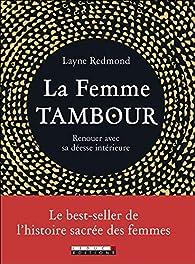 La femme tambour par Redmond Layne