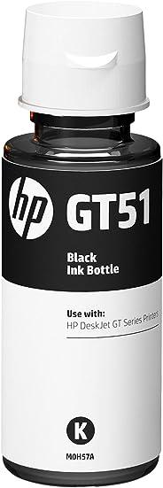 Hp Gt51 Black Ink Bottle - M0h57ae