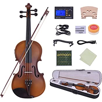 Windsor Full Size 44 Violin Outfit Includes Light Weight Zipped