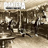 Pantera: Cowboys from Hell 180 Gram [Vinyl LP] (Vinyl)