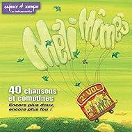40 chansons et comptines, vol. 2 (Encore plus doux, encore plus fou)