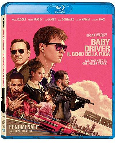 FILM - BLURAY - BABY DRIVER - IL GENIO DELLA FUGA - BLURAY (1 Blu-ray)