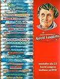 23 (!!!) DVD Box Astrid Lindgren SCHWEDISCH, Älskade Filmklassiker (Pippi, Emil, Ronja, Bullerbyn, Madicken,etc)