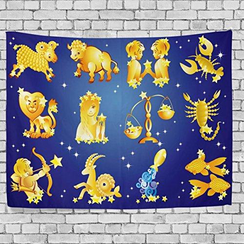 jstel-arazzo-da-parete-bling-star-golden-12-costellazione-oroscopo-arazzo-da-copriletto-dorm-decor-1