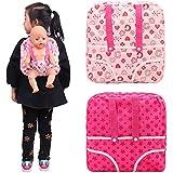 Miunana Accesorios Portabebés para 14-18 Pulgadas Muñecas Baby Doll ...