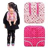 Miunana Accesorios Portabebés para 14-18 Pulgadas Muñecas Baby Doll...