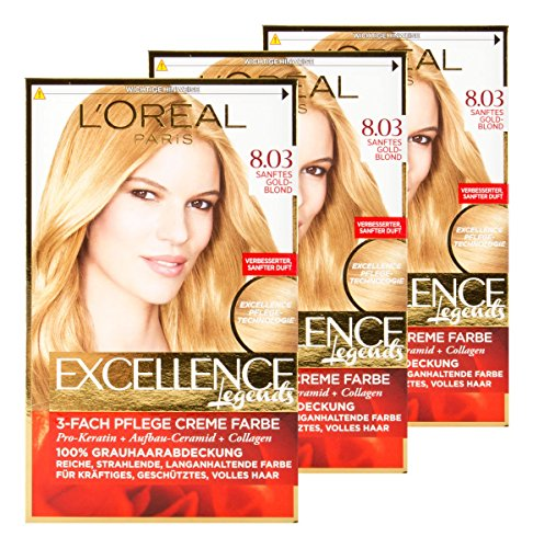 loreal-excellence-legends-803-sanftes-gold-blond-3er-set