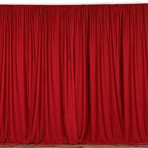Lovemyfabric 100 Polyester Fenster Gardine Stage Hintergrund Fotografie Hintergrund Amazon De