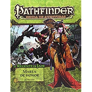 Devir- Pathfinder: el Regente de Jade: Marea de Honor, Miscelanea (PFREJA5)
