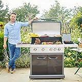 Jamie Oliver Gasgrill BBQ PRO 4