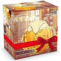 Kalea Bieradventskalender internationale Biere & 1 Verkostungsglas (24 x 0.33 l)