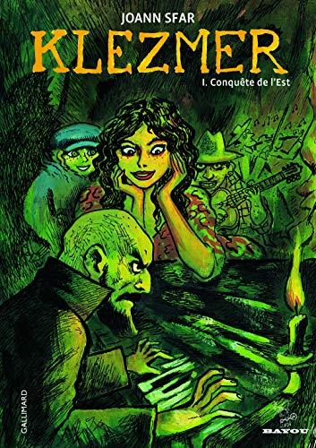 Klezmer (Tome 1-Conquête de l'Est) par Joann Sfar