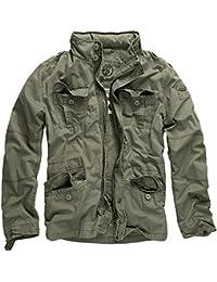 Brandit Britannia Jacket Jacke oliv