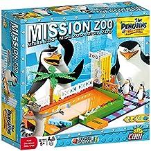 Cobi 26180 Los Pingüinos de Madagascar Misión ZOO