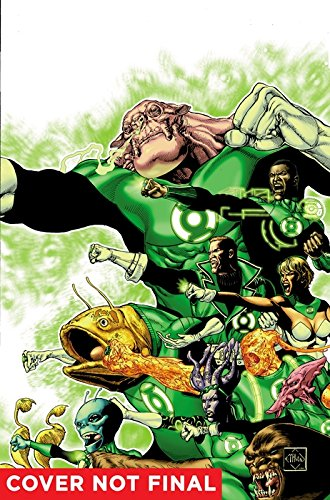 Green Lantern Corps: Edge of Oblivion Vol. 1 (Green Lantern-halloween)