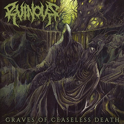 Ruinous: Ceaseless Graves of Death (Audio CD)
