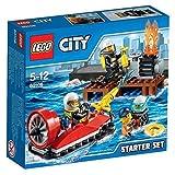 LEGO City 60106 - Feuerwehr-Starter...