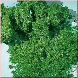 Auhagen 76.980,0 - Espuma Moss, Fina, de 1000 ml, de Color Verde Claro