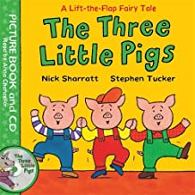 The Three Little Pigs (Lift-the-Flap Fairy Tales, Band 2)