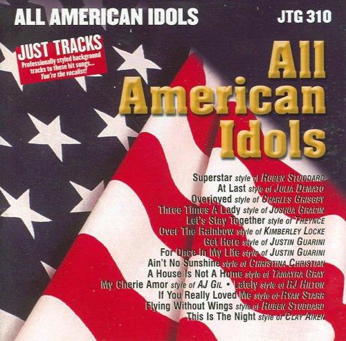 all-american-idols-backing-track-karaoke