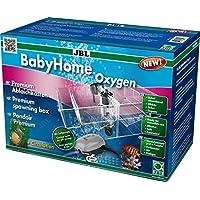 JBL BabyHome Oxygen 6432000 Premium - Ablaichkasten - Komplettset mit Luftpumpe