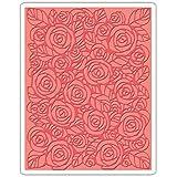 Ellison Europe Sizzix tfef–rosas por Tim Holtz, multicolor