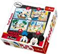 Trefl 916 34118 Mickey Mouse and Friends Puzzle