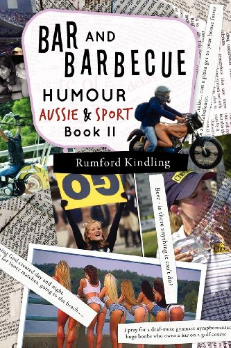 BAR AND BARBECUE HUMOUR Book II: Aussie Sport: 2