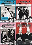 Laurel & Hardy - Collection 6 | Als Salontiroler | Zwei ritten nach Texas | In die Falle gelockt | Best of 3 (4-DVD)