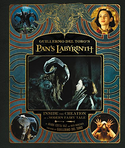 Guillermo del Toro's Pan's Labyrinth: Inside the Creation of a Modern Fairy Tale thumbnail