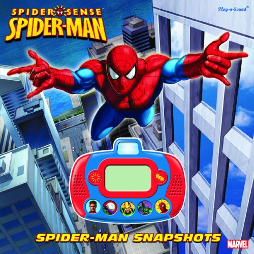 Title: PlayaSound SpiderMan Snapshots