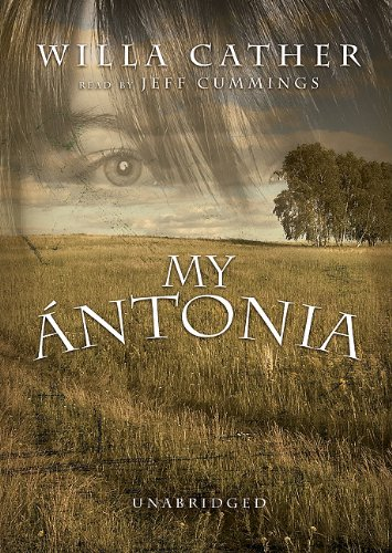 My Antonia [With Earbuds] (Playaway Adult Fiction)