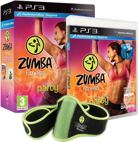 Zumba Fitness - PlayStation Move (Sony PS3) [Import UK]