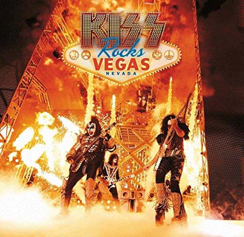 Kiss: Rocks Vegas (2 LP + 1 DVD)