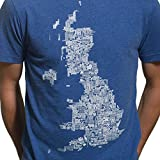 COPA Football - UK Grounds T-shirt - Blau