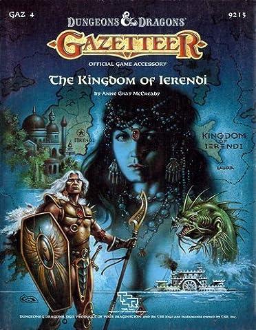 The Kingdom of Ierendi: Special Module Gaz4 (Dungeons & Dragons) (Kingdom Modul)