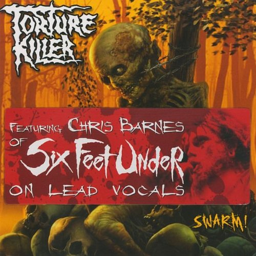 Torture Killer: Swarm! (Audio CD)