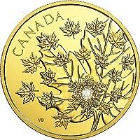 Power Coin MAGNIFICENT MAPLE Ahornblatt Gold Münze 250$ Canada 2018