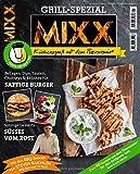 Sonderheft MIXX: Grill-Spezial: Küchenspaß mit dem Thermomix