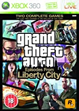 Grand Theft Auto: Episodes from Liberty City (Xbox 360) [Edizione: Regno Unito]
