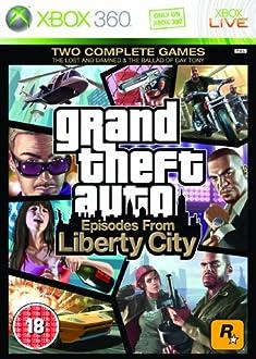 Grand Theft Auto: Episodes from Liberty City (Xbox 360) [Edizione: Regno Unito]