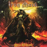 Iron Mask: Black As Death (Ltd.Gatefold) [Vinyl LP] (Vinyl)