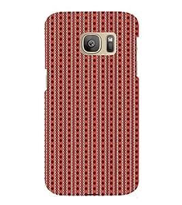 EPICCASE tailor made flowers Mobile Back Case Cover For Samsung Galaxy S7 Edge (Designer Case)