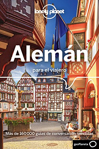 Alemán para el viajero 5 (Guías para conversar Lonely Planet) por AA. VV.
