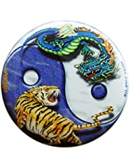 Discraft 175 gram Super Color Ultra-Star Disc - SUSY, 175g, Yin Yang