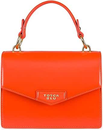 Tosca Blu Borsa a mano Fiordaliso, Unica, Arancione